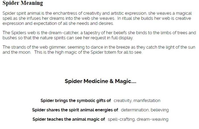 spirit meaning1