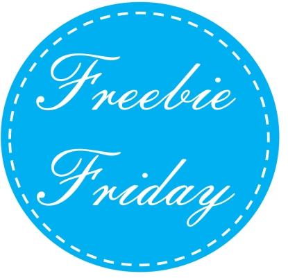 Freebie Friday Tag